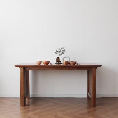 [더스틴] 4인용 식탁/테이블