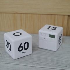 집중력 향상 큐브 타이머