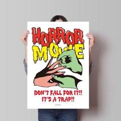 유니크 인테리어 디자인 포스터 M 결혼의 함정