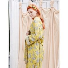 blossom robe set 블라썸 로브 세트