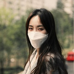 런드리마스크 KF80 식약처인증 황사 미세먼지 마스크