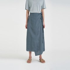 unbal lap skirt (3colors)