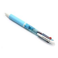 유니볼 제트스트림3 3색 멀티펜 – 0.7mm – 블루 바디