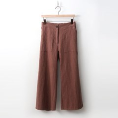 Linen Love Wide Pants