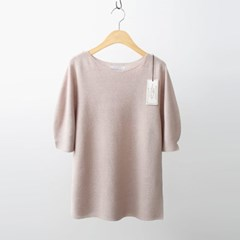 Hoega Linen Puff Knit
