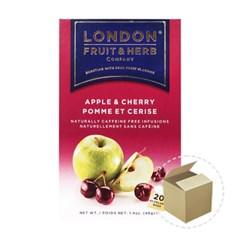 런던프룻 애플 체리 20티백 1박스-6개_(676338)