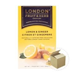 런던프룻 진저 레몬 20티백 1박스-12개_(676323)