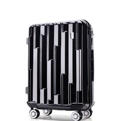 [스크래치] 토부그 TBG376 블랙 20형 기내용 캐리어 여행가방