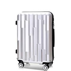 [스크래치] 토부그 TBG376 실버 20형 기내용 캐리어 여행가방