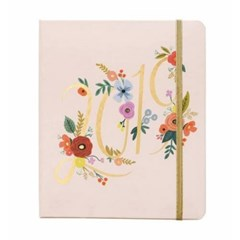 2019 BOUQUET COVERED PLANNER (17개월)