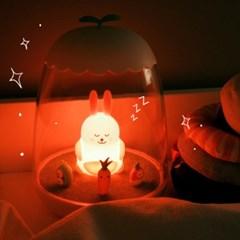 쁘띠아키오 LED 조명 - 토끼(Bunny)