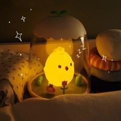 쁘띠아키오 LED 조명 - 병아리(Chicken)