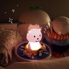 쁘띠아키오 LED 조명 - 아기곰(Bear)