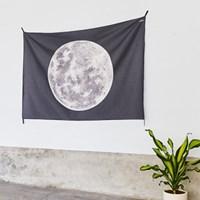 달 일러스트 패브릭 포스터 / 가리개커튼