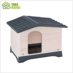 [FERPLAST] Dog Lodge-70 소/중형견 하우스 실내야외_(552578)