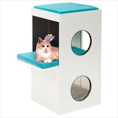 [FERPLAST] Blanco 고양이집 반려묘 가구 수입_(552564)