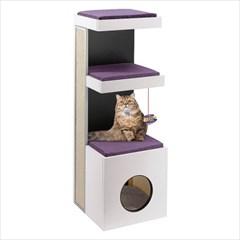 [FERPLAST] Tiger 고양이집 반려묘 가구 수입_(552563)