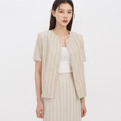 modern half linen jacket_(975946)