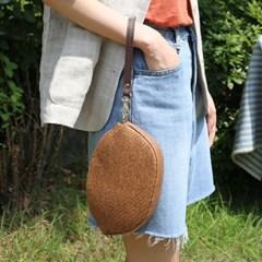 Rattan rip mini bag