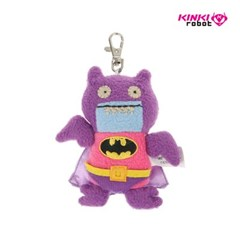[KINKI ROBOT]CLIP ON_DC BATMAN ICE BAT PINK PURPLE (1805062)