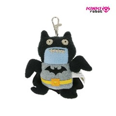 [KINKI ROBOT]CLIP ON_DC BATMAN ICE BAT BLACK (1805060)