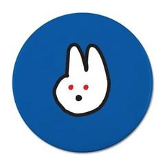 토끼 핀버튼 배지/마그넷