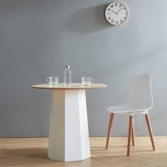 레이어스 8각 원형 테이블 (H750)