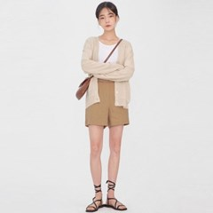 basic summer linen cardigan_(978039)
