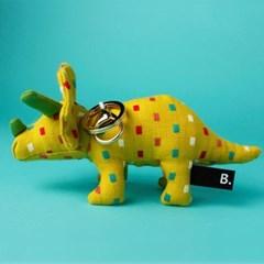 el dorado_triceratops_keyring
