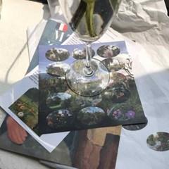 elnovamas Giverny sticker
