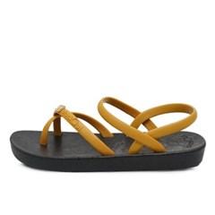 kami et muse Mini pendednt comfort flip flop sandals_KM18s292