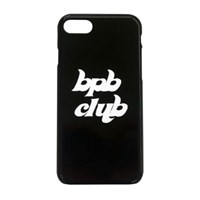 [BPB CLUB] BPB CLUB LOGO IPHONE CASE HS_BLACK