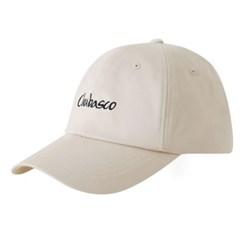 츄바스코 레터링 로고 softshell ball cap CBC16007_(2717604)