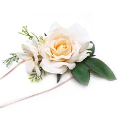 에일린 꽃팔찌 (1ea)