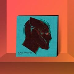 [MARVEL] 마블 정품 필름아트 미니프레임-블랙팬서(블랙팬서) #1