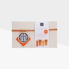 리투알스 선물세트 S 해피부다(오렌지&삼나무)_(1088580)