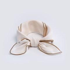 [율그란] 무형광오가닉 거즈 유아스카프 (아기손수건) 네츄럴