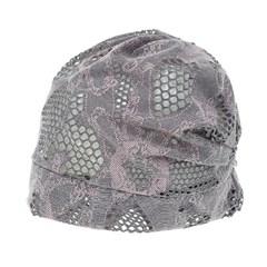 [더그레이S]NSS20.펀칭 저지 여성 비니 엄마 모자