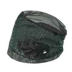 [더그레이S]NSS17.레이스 망사 여성 비니 엄마 모자
