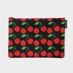 Cherry large pouch
