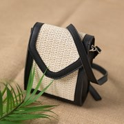 modern frame cross bag