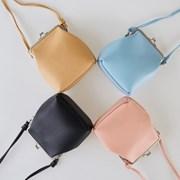 minimal size cross bag
