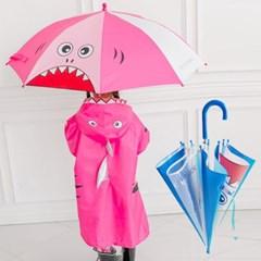 P샤크 투톤 우산