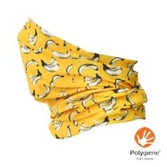 왈가닥스 트로피칼 쿨 멀티스카프 - 멀티 03 Banana Yellow