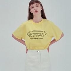 ROYAL LINE TEE YE
