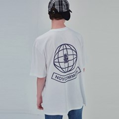 YOUTH PLANET TEE WH