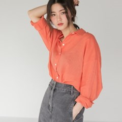 basic loose fit simple shirts