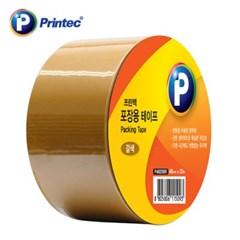 포장용테이프(미색OPP/P4820BR /48mm x 20m/프린텍)_(13313123)