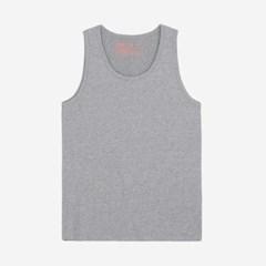 [UNISEX] 스탠다드 레이어드 롱 슬리브리스 (Grey)