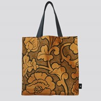 ECOBAG-CUORE GOLD